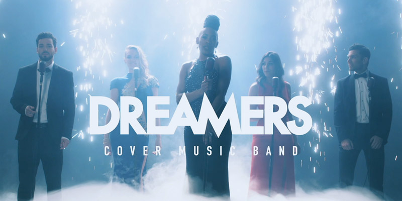 Dreamers - Cover Music Band