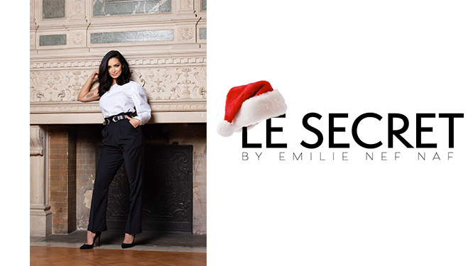 LE SECRET BY EMILIE NEF NAF